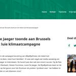 ByeByeGrass - Commensalist - Centaurea - Ecoduct - Bye Bye Grass - Pers - Make Belgium Wild Again - Nieuws West Vlaanderen