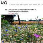 MO mondiaal nieuws - 1 mei 2018 - Louis De Jaeger - Commensalist ByeByeGrass